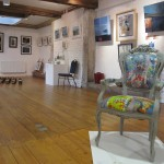Tessa janes chair and gallery view